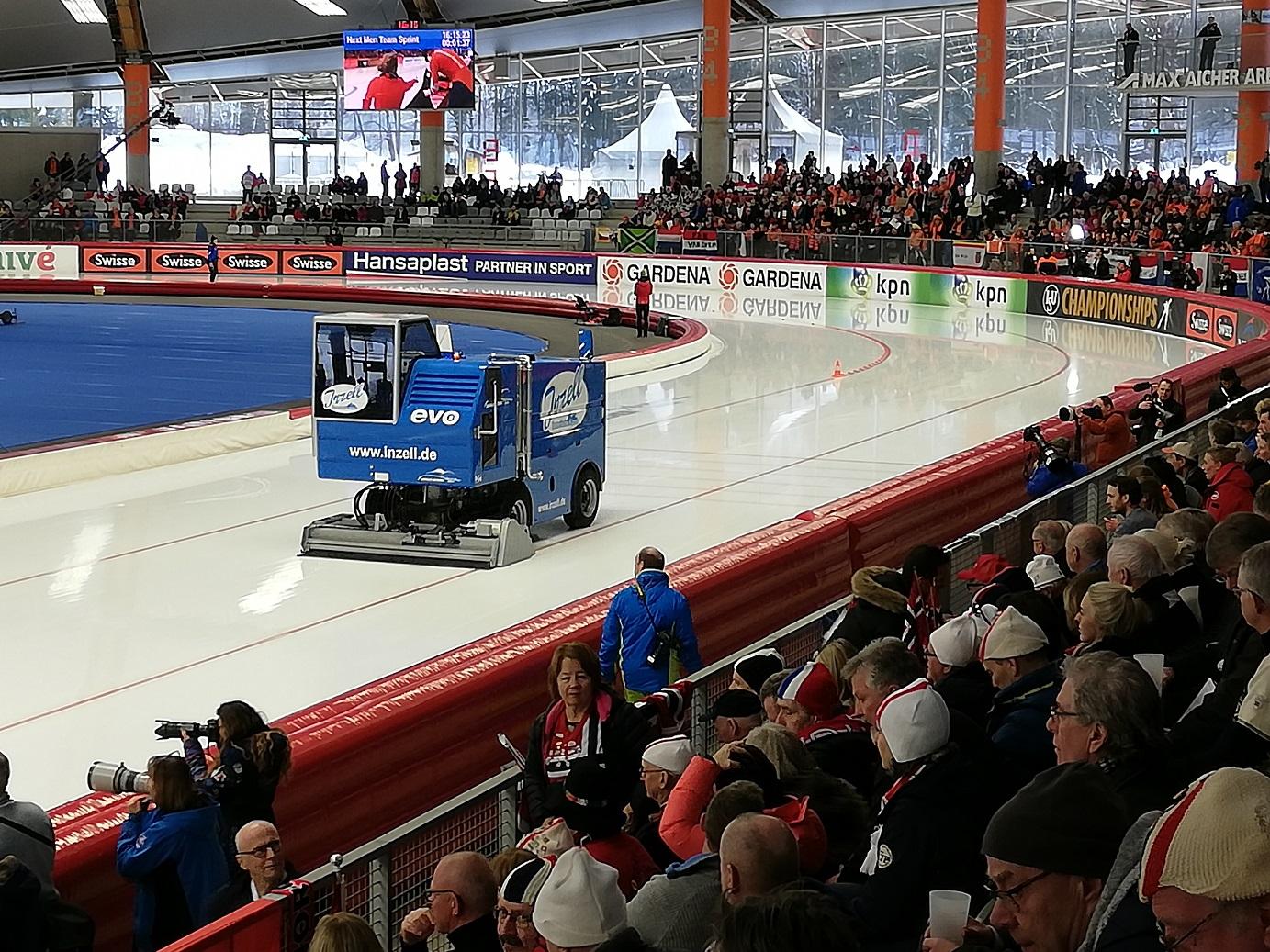 Eisschnelllauf WM 2019